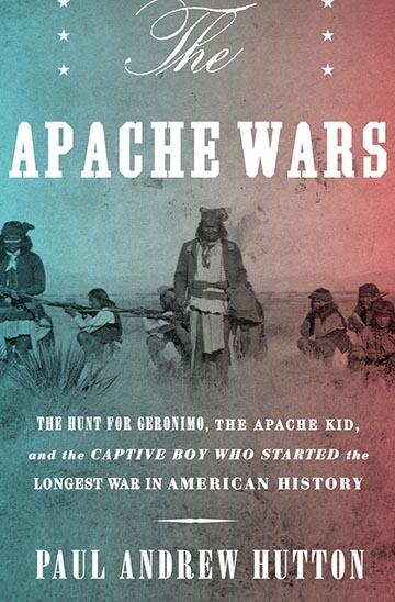 Apache Wars book cover