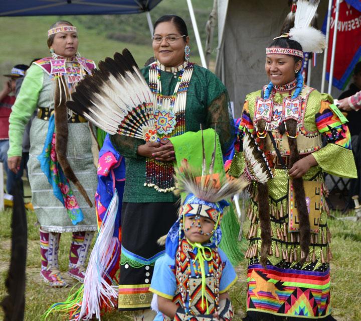 Tesoro Cultural Center Powwow
