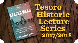 Tesoro Historic Lecture Series 2017-2018
