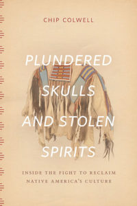 Plundered Skulls and Stolen Spirits book cover