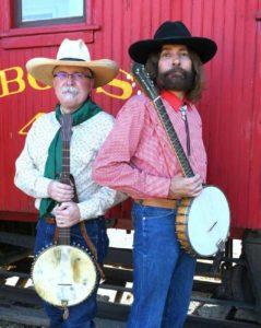 Mark Lee Gardner and Rex Rideout